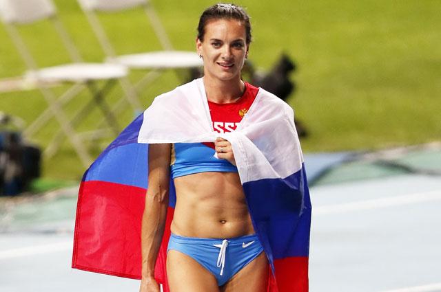 Елена Исинбаева нашла деньги на новый спортзал для волгоградских детей