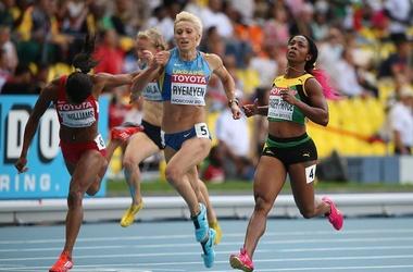 Украинская легкоатлетка, призер Лондонской олимпиады, дисквалифицирована за допинг