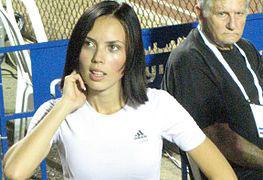 Ольга Лански побила 42-летний спринтерский рекорд Израиля