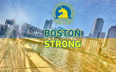 Бостонский марафон через год после теракта стал более массовым