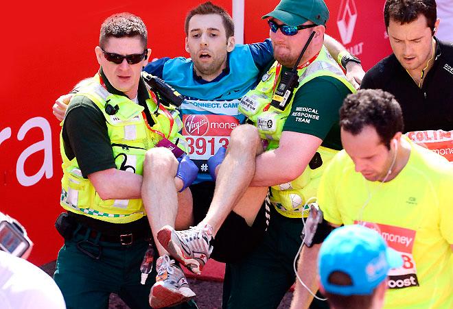 Жертви марафона