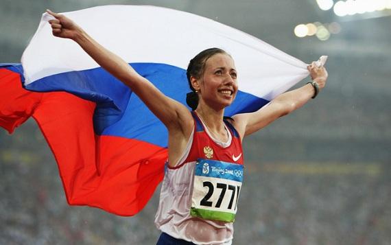 Ольга Каниськина в роли тренера