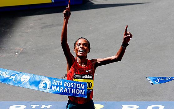 Джепту: не ожидала, что смогу пробежать марафон так быстро