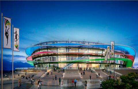 Европейские игры 2015 в Баку