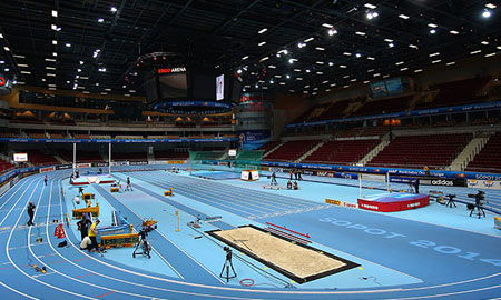 ЧЕ по лёгкой атлетике в закрытых помещениях 2017 пройдёт в Белграде