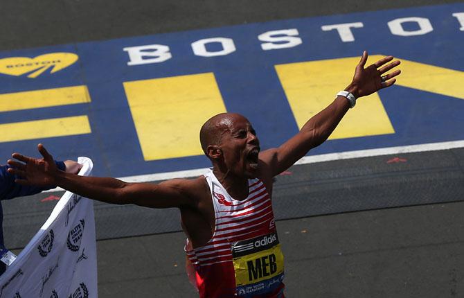 Победитель марафона в Бостоне выступит пейсмейкером в Сан-Диего