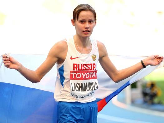 Елена Лашманова пропустит сезон 2014 года из-за травмы ноги