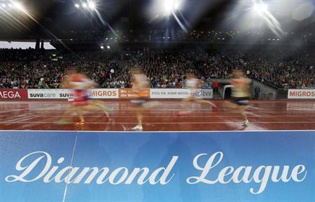 Этап Бриллиантовой лиги может пройти в Москве