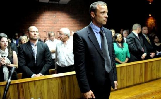 Прокурор требует провести психическую экспертизу здоровья Оскара Писториуса