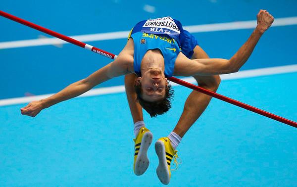 Украинец – триумфатор состязаний по прыжкам в высоту во Франции