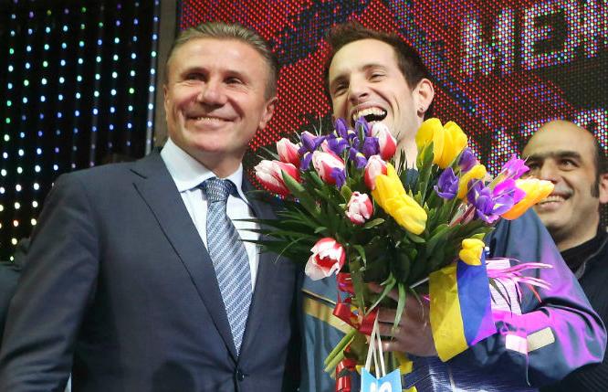 Рено Лавиллени против Сергея Бубки