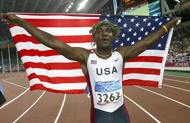 Джастин Гатлин планирует побить рекорд США в беге на 100 м