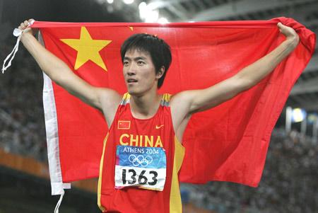 Лю Сян хочет вернуться на дорожку в 2015 году