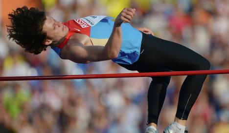 Иван Ухов выиграл золото на пятом этапе Мирового вызова в Пекине