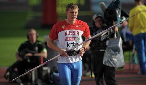 Валерий Иордан стал вторым на этапе Мирового вызова в Пекине