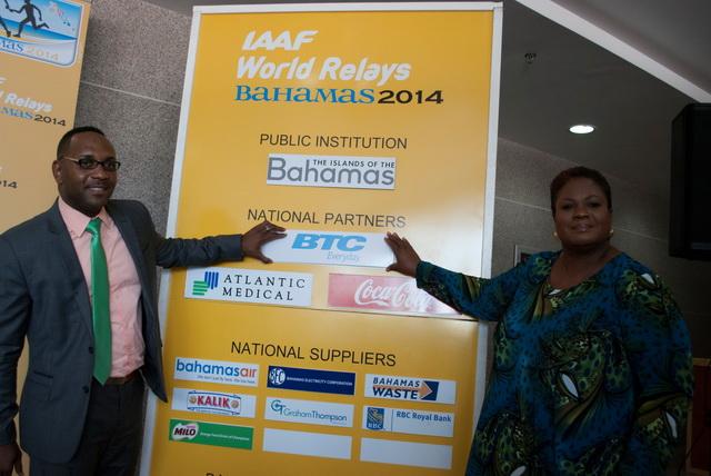 На IAAF World Relays съехались более 500 атлетов