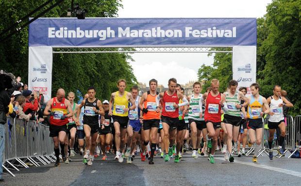 Участники грозятся бойкотировать Эдинбургский марафон