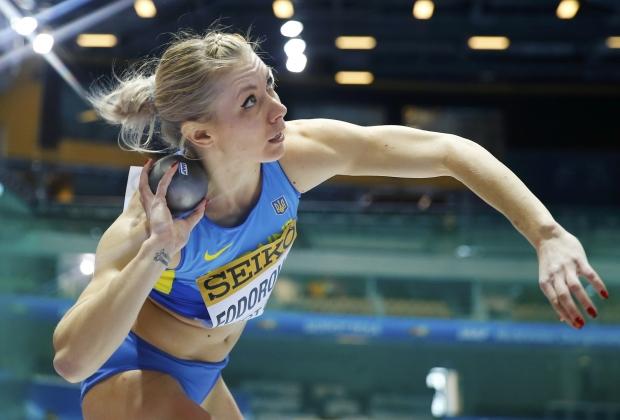 Украинская многоборка Алина Федорова попробует закрепить успех в Гетцисе