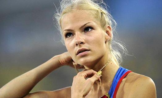 Рекорд сезона не принес Дарье Клишиной победу