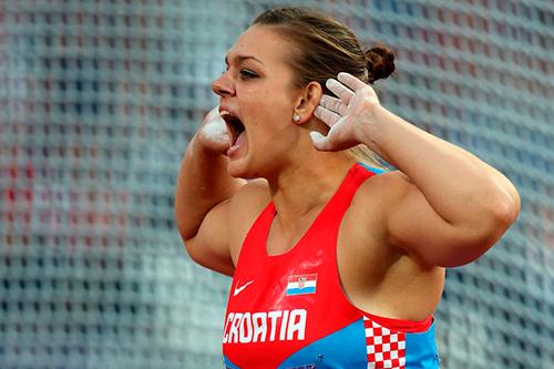 Сандра Перкович одержала очередную победу на этапе Бриллиантовой лиги в Юджине