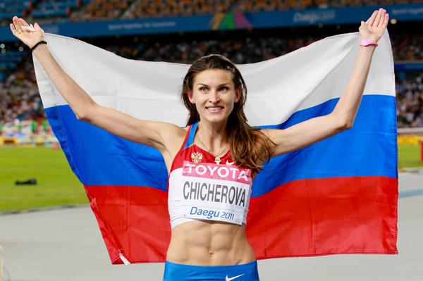 Победное возвращение Анны Чичеровой!
