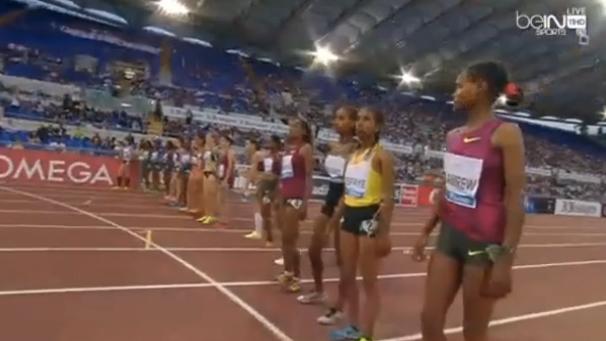 5000 м - Женщины - Рим - Бриллиантовая лига 2014