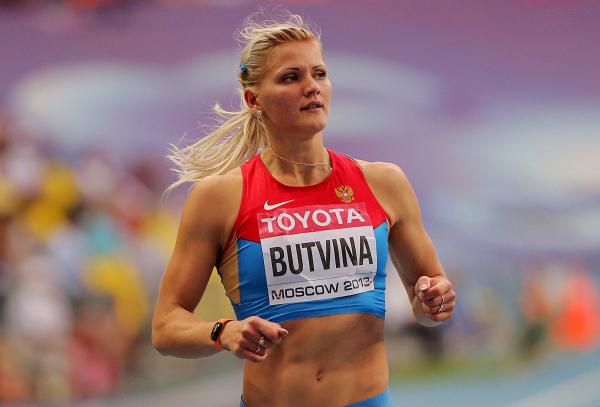 Александра Бутвина победила на ЧР по лёгкой атлетике в семиборье