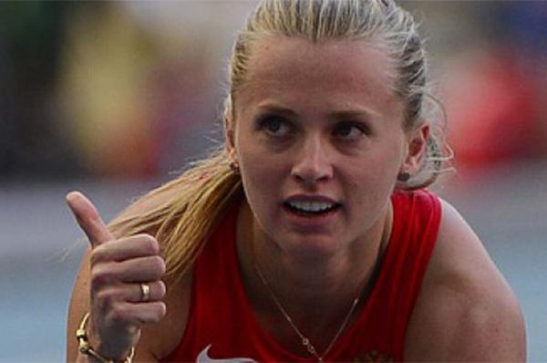Российская бегунья Ксения Рыжова дисквалифицирована на девять месяцев за допинг