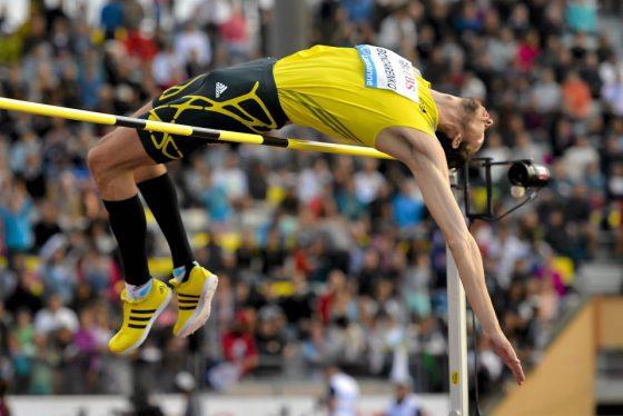 Богдан Бондаренко: «Надо было прыгать выше 2,42» + Видео