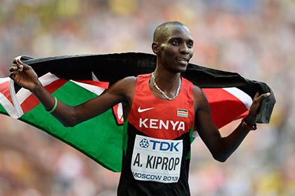 Асбель Кипроп планирует побить мировой рекорд на дистанции 1500 м