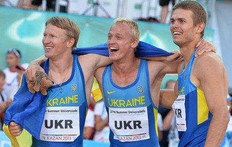 Cостав сборной Украины на командный чемпионат Европы по легкой атлетике