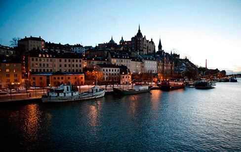 В Стокгольме состоится первый в мире забег под землей