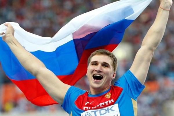 Дмитрий Тарабин - третий на этапе Мирового вызова