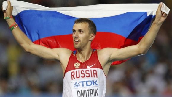 Алексей Дмитрик не примет участия в ЧЕ по лёгкой атлетике в Германии