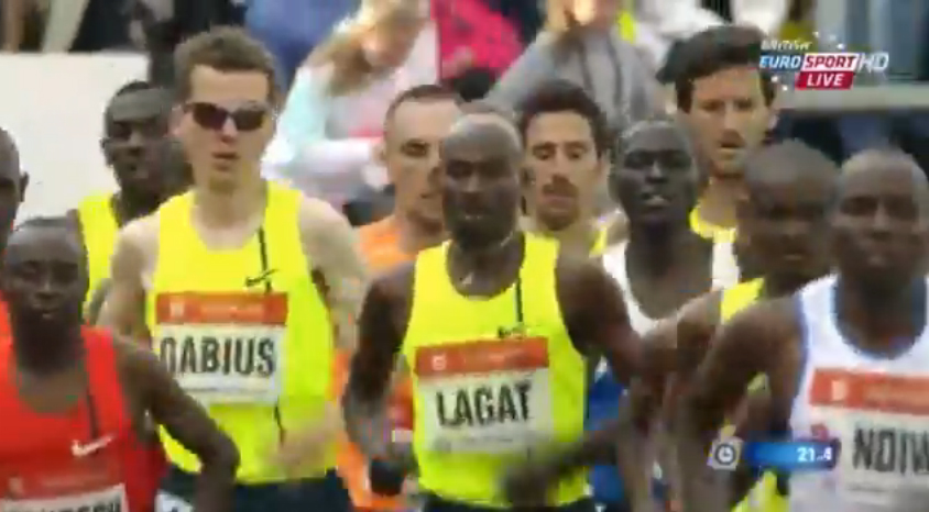 Men's 3000m IAAF World Challenge Ostrava 2014