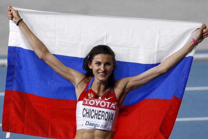 Анна Чичерова выступит на этапе Бриллиантовой лиги в Глазго