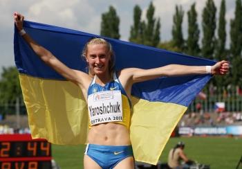 Анна Рыжикова победила на командном чемпионате Европы в беге на 400м с барьерами +Видео