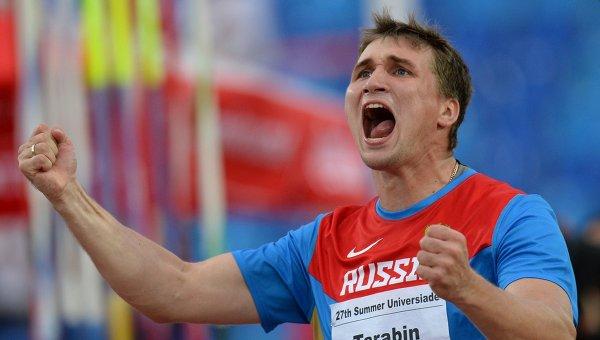 Дмитрий Тарабин и Максим Богдан призеры командного чемпионата Европы в метании копья