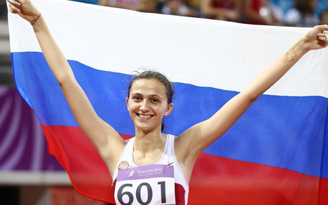 Мария Кучина победила на командном чемпионате Европы в прыжках в высоту