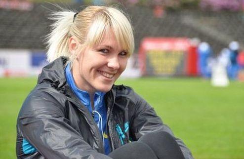 Наталья Погребняк – вторая в беге на 200 м на командном чемпионате Европы +Видео