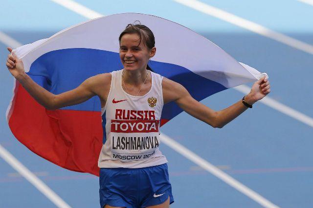 Российскую олимпийскую чемпионку по спортивной ходьбе дисквалифицировали из-за допинга