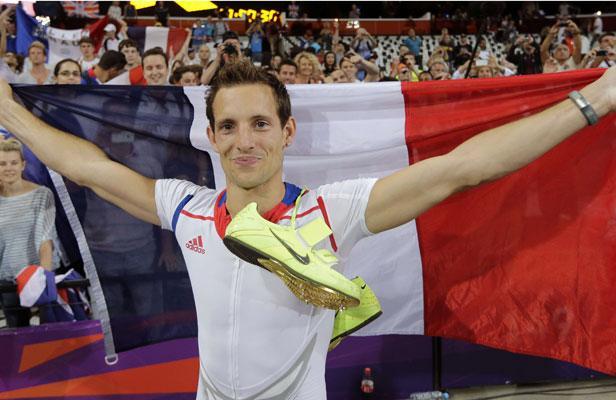Рено Лавиллени победил в прыжках с шестом на Командном Чемпионате Европы в Брауншвейге