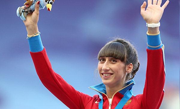 Екатерина Конева победила на командном чемпионате Европы в тройном прыжке +Видео