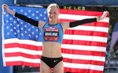 Шалейн Флэнаган намерена пробежать марафон быстрее 2 часов 20 минут