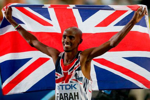 Чемпион-паралимпиец бросил вызов Мо Фара