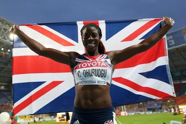 Чемпионка мира Кристин Охуруогу планирует завершить карьеру после Олимпиады-2016