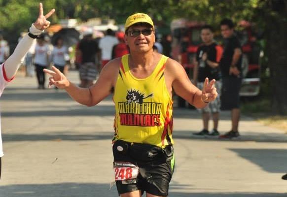 Уроженец Филиппин пробежал 50 марафонов босиком