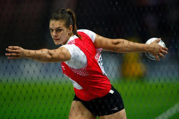Сандра Перкович оборвала серию из 14 побед подряд в Глазго