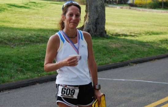 49-летняя американка пробежит седьмой благотворительный марафон за неделю