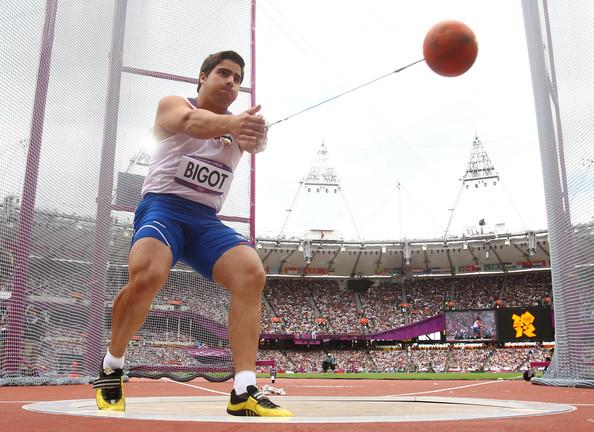 Французский метатель молота Квентин Биго сдал положительный допинг-тест